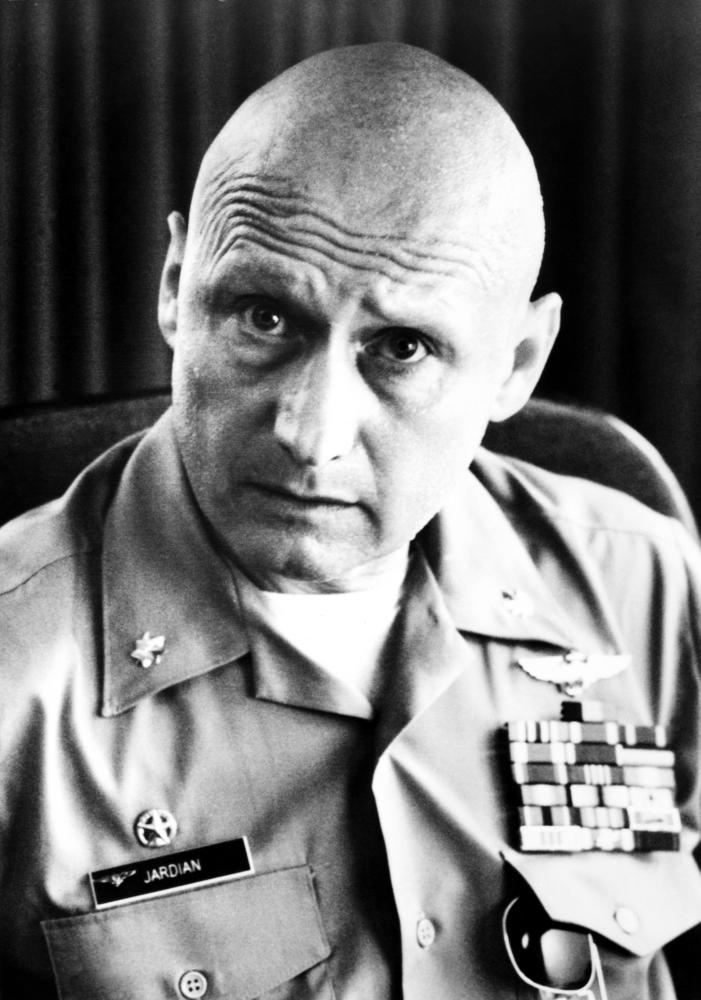 James Tolkan TOP GUN James Tolkan