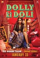 DOLLY KI DOLI, poster, Sonam Kapoor, 2014. ©Arbaaz Khan Productions