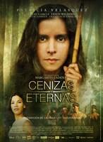 CENIZAS ETERNAS, (aka ETERNAL ASHES), Venezuelan poster, Patricia Velasquez, 2011. ©Cines Unidos de Venezuela