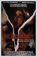 DEADBOLT, Adam Baldwin, Justine Bateman (open mouth), 1992, © New Line