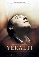 INSIDE, (aka YERALTI), Turkish poster, Engin Gunaydin, 2012.
