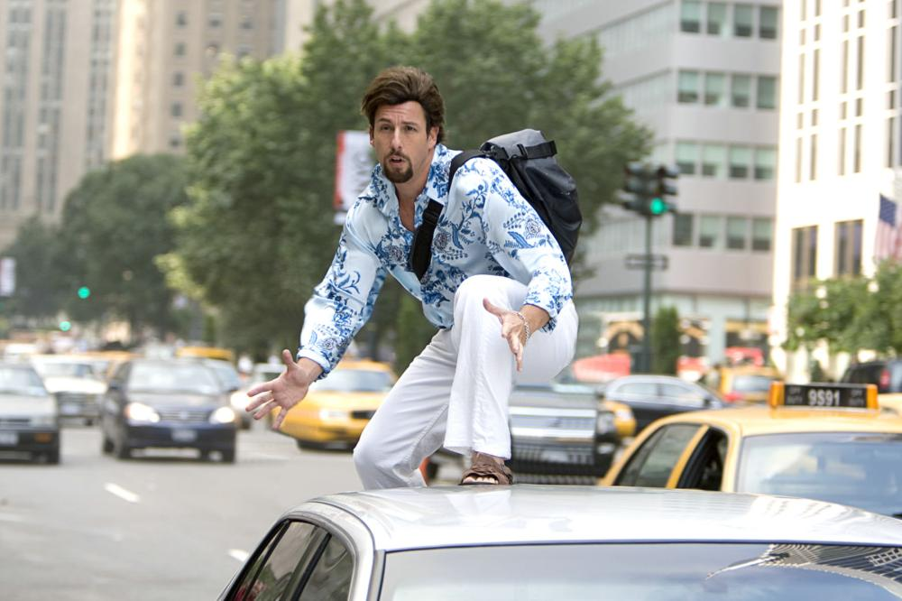 Cineplex.com | You Don't Mess With the Zohan