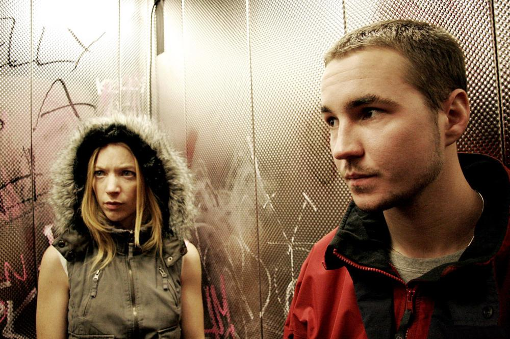 Martin Compston red road