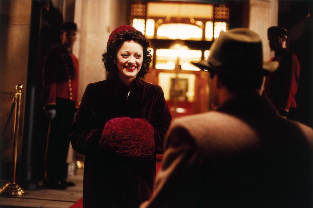 Edith Piaf Movie Cotillard as Edith Piaf