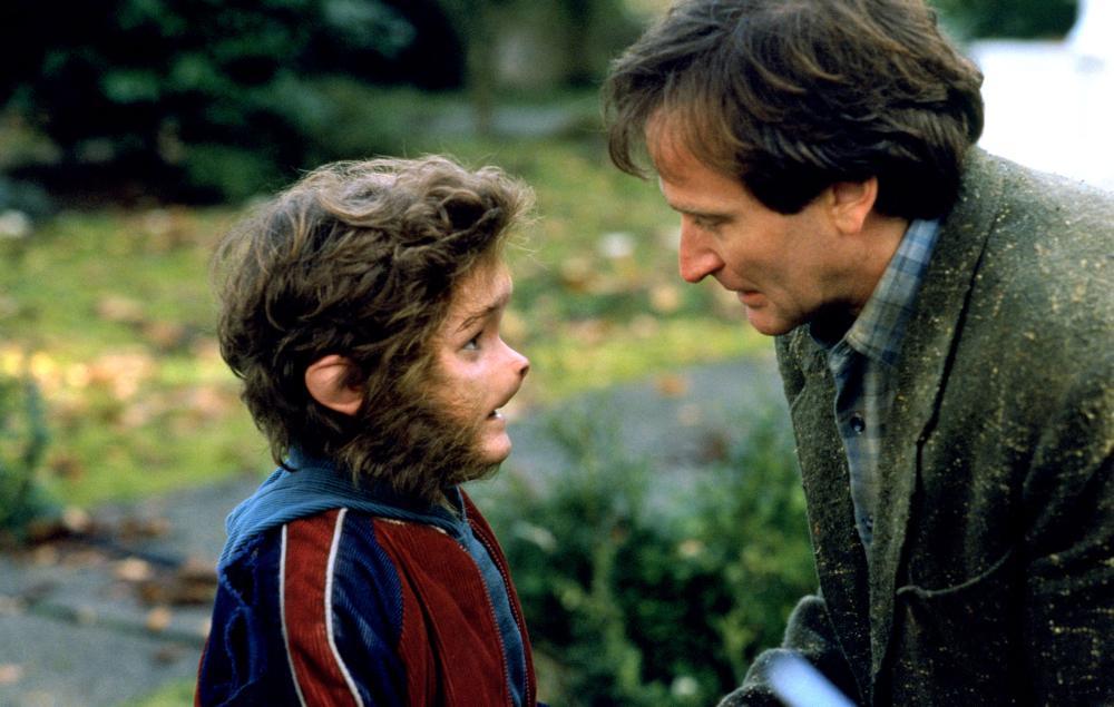 Robin Williams Jumanji JUMANJI  Robin Williams  1995