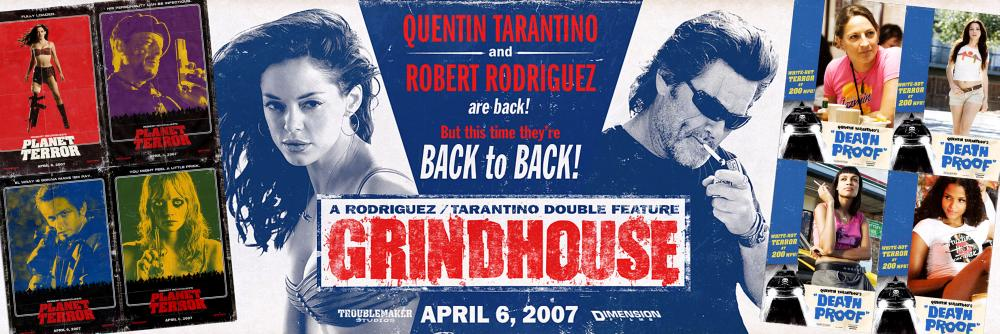 Grindhouse Planet Terror Death Proof Grindhouse Death Proof And