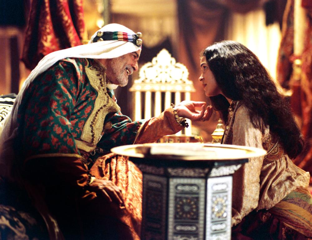 HIDALGO  Omar Sharif  ...