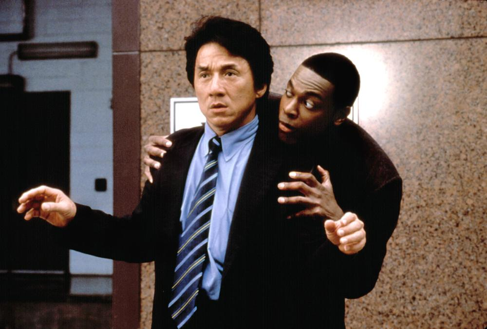 Jackie Chan And Chris Tucker Rush Hour 2 Rush hour 2, jackie chan,