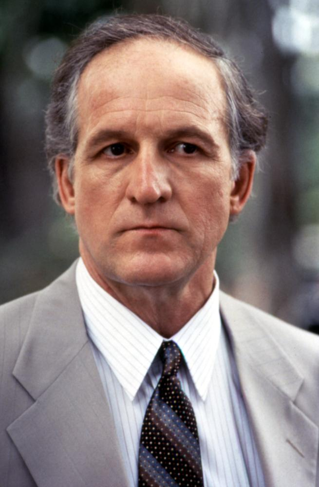 Daniel J. Travanti JUST CAUSE Daniel J Travanti