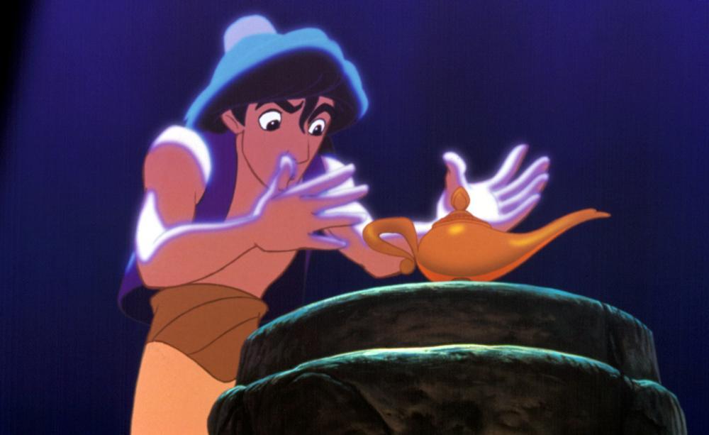 Scott Weinger Aladdin ALADDIN  Aladdin  1992