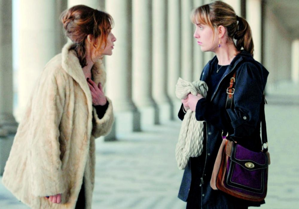 COPACABANA, from left: Isabelle Huppert, Lolita Chammah, 2010