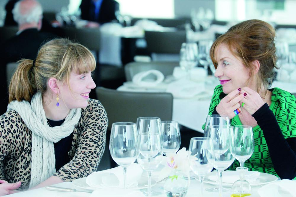 COPACABANA, from left: Lolita Chammah, Isabelle Huppert, 2010