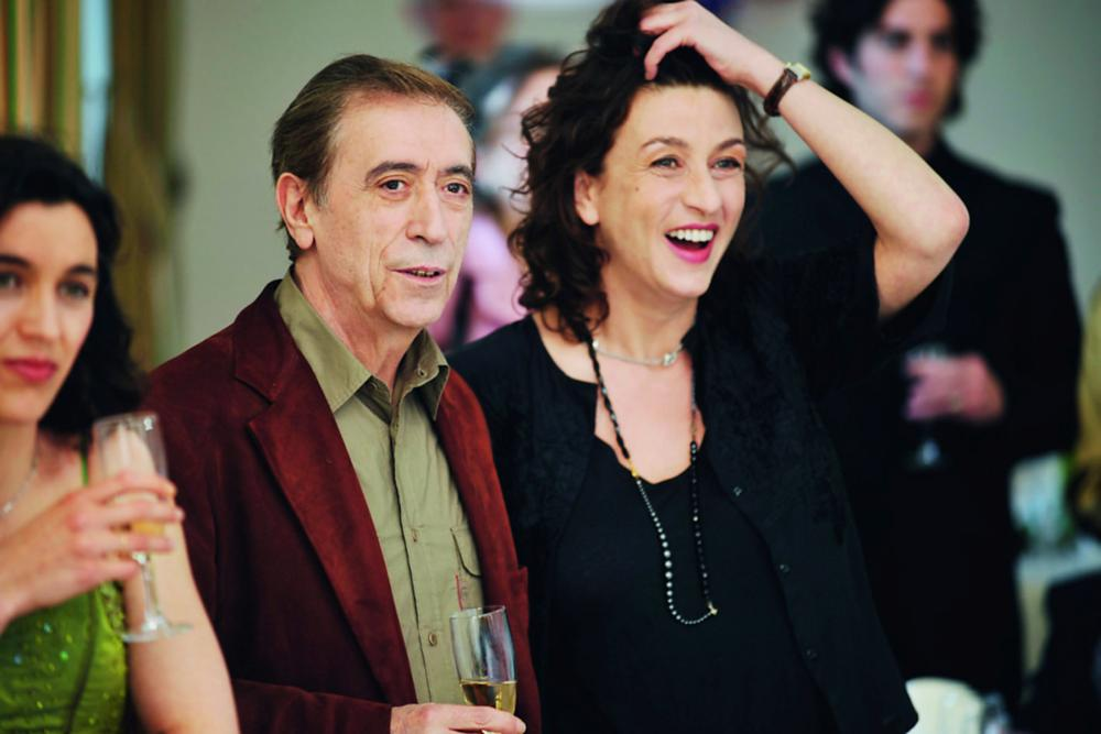 COPACABANA, from left: Luis Rego, Noemie Lvovsky, 2010