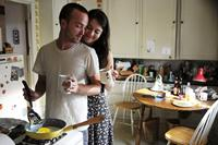 SMASHED, l-r: Aaron Paul, Mary Elizabeth Winstead, 2012, ph: Oana Marian/©Sony Pictures Classics