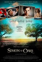 SIMON & THE OAKS, (aka SIMON AND THE OAKS, aka SIMON OCH EKARNA), US poster art, Helen Sjoholm (second from left), Bill Skarsgard (right of center), Katharina Schuttler (right), 2011. ©Film Arcade