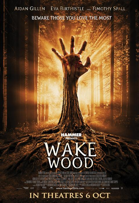 Wake wood is the one solitary score michael convertino has been credited with since 2004