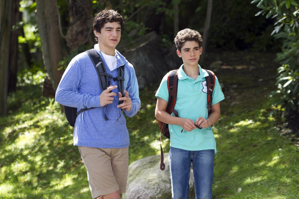 Nadji Jeter Grown Ups 2 GROWN UPS 2  from left Jake