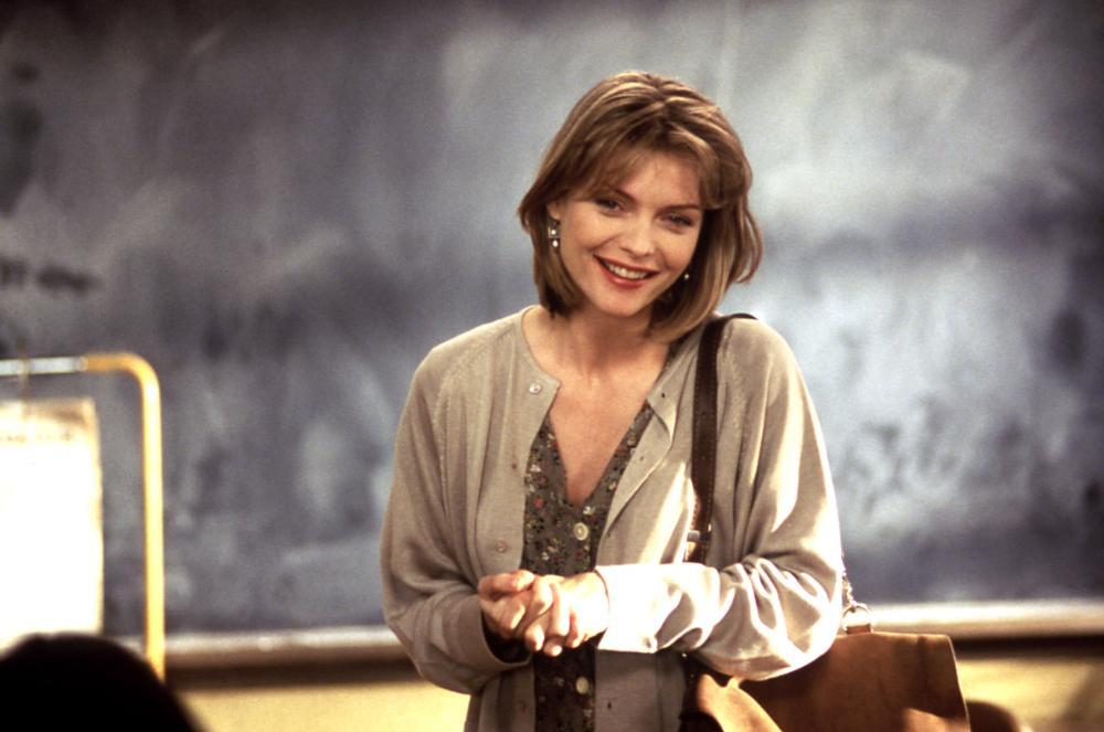 Michelle Pfeiffer 1990 Michelle Pfeiffer 1995