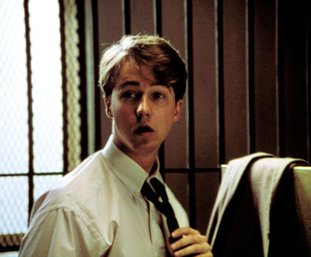 Primal Fear 1996 PRIMAL FEAR  Edward Norton