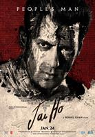 JAI HO, international poster, Salman Khan, 2014. ©Eros International