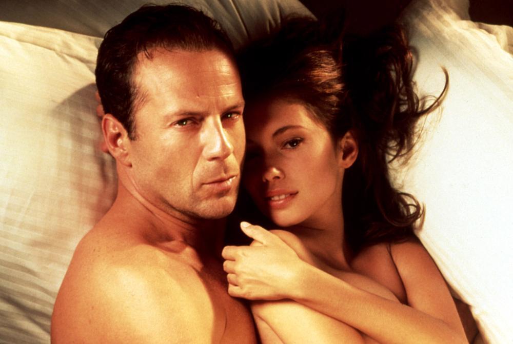 Bruce willis nude free