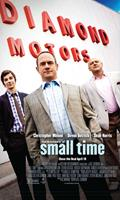 SMALL TIME, US poster art, from left: Devon Bostick, Christopher Meloni, Dean Norris, 2014. ©Anchor Bay Entertainment