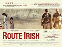 ROUTE IRISH, British poster art, men from left: John Bishop, Mark Womack, 2010. ©Diaphana Films