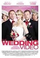 THE WEDDING VIDEO, US poster art, from left: Harriet Walter, Robert Webb, Lucy Punch, Matt Berry, Miriam Margolyes, 2012.