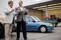 SMALL TIME, from left: Dean Norris, Christopher Meloni, 2014. ©Anchor Bay Entertainment