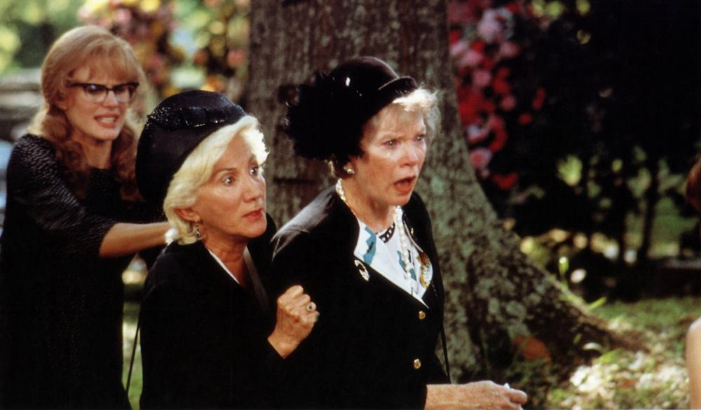 Olympia Dukakis and shirley maclaine