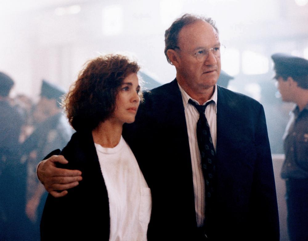 Anne Archer and gene hackman movie