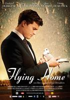 FLYING HOME, Belgian poster, Jamie Dornan, 2014.