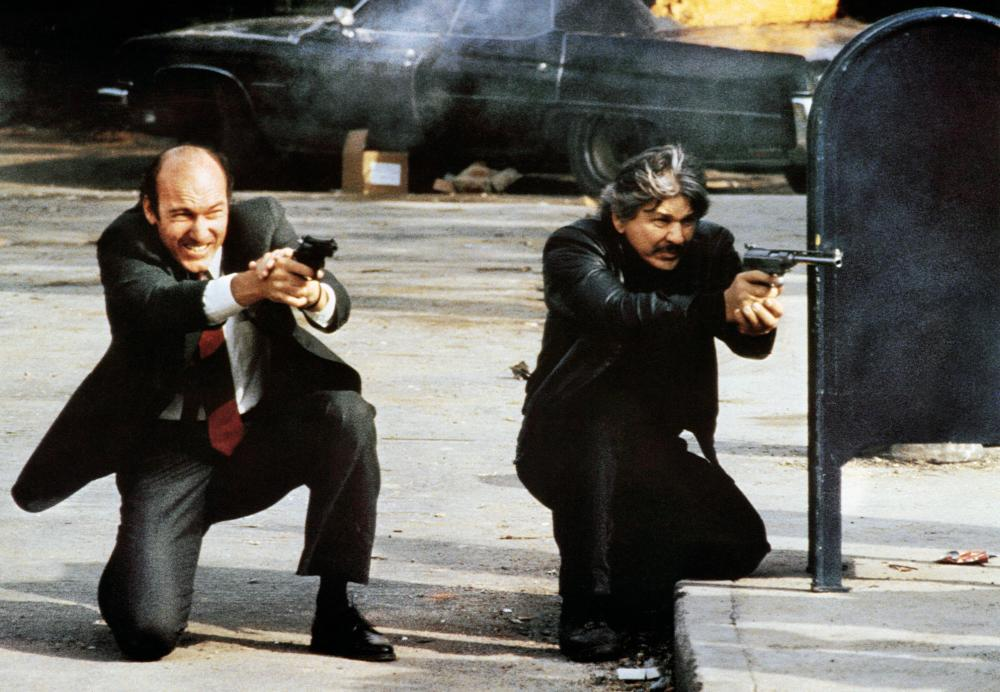 Bronson Death Wish 3 Death Wish 3 From Left ed