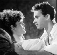 VOLUNTEERS, Rita Wilson, Tom Hanks, 1985, © TriStar Pictures