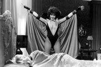 TRANSYLVANIA 6-5000, Ed Begley, Jr., Geena Davis, 1985, © New World Pictures