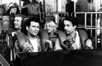 TRUE ROMANCE, Michael Rapaport, Christian Slater, Patricia Arquette, Bronson Pinchot, 1993