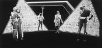 TRON, Jeff Bridges, Cindy Morgan, David Warner, Barnard Hughes, 1982, (c) Buena Vista