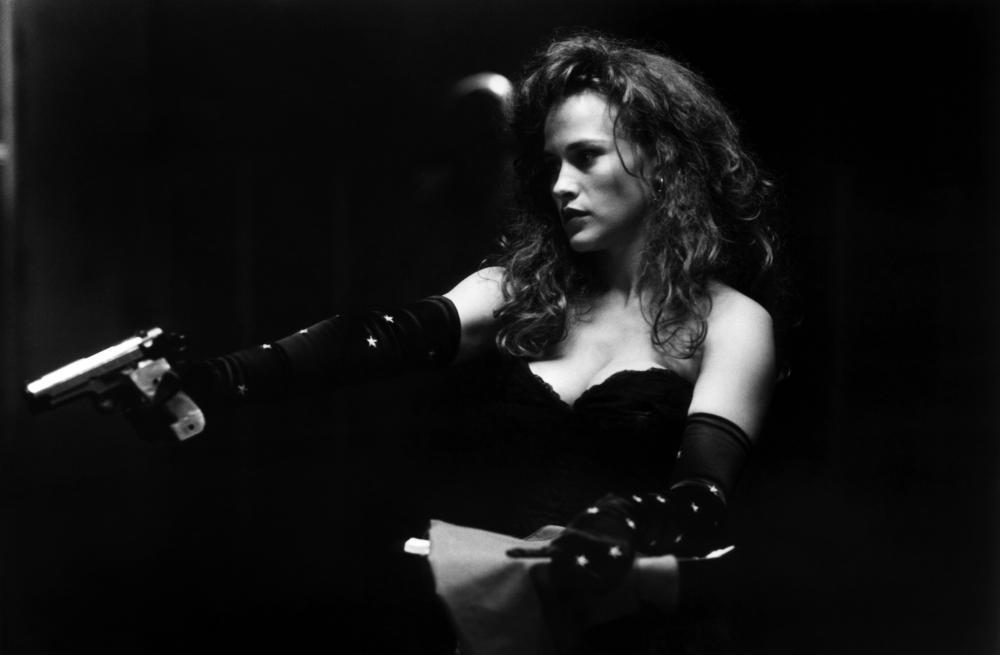 TROUBLE BOUND, Patricia Arquette, 1993, TM & Copyright (c) 20th Century Fox Film Corp.