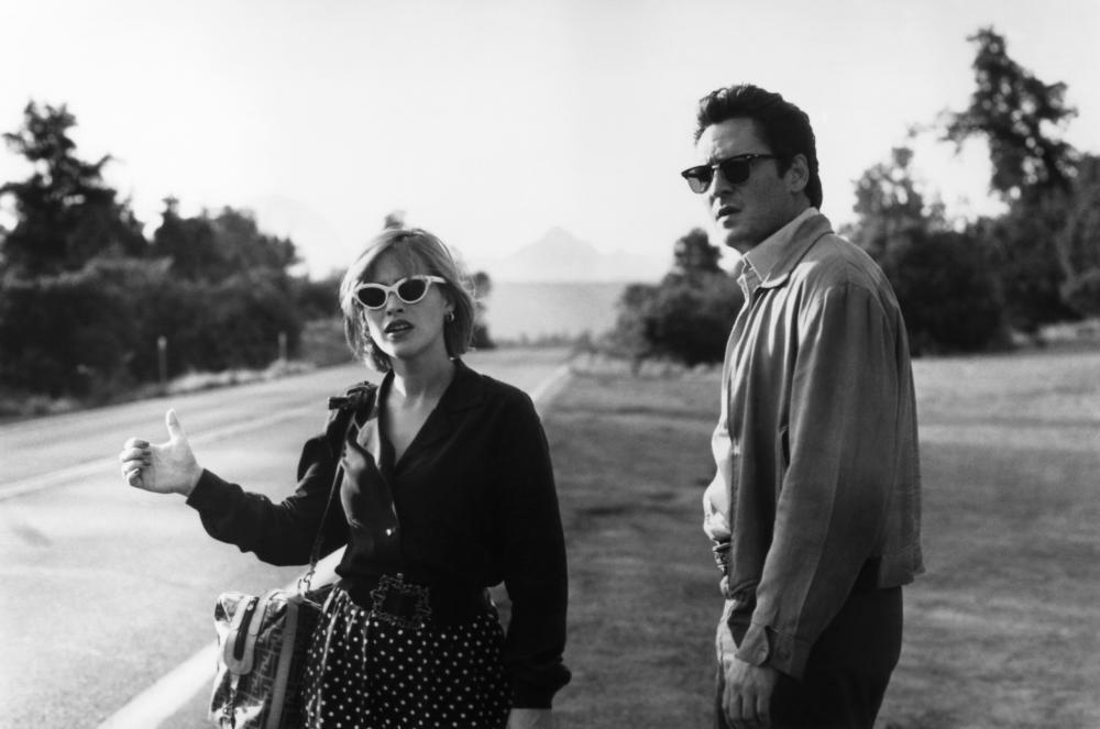 TROUBLE BOUND, Patricia Arquette, Michael Madsen, 1993, TM & Copyright (c) 20th Century Fox Film Corp.