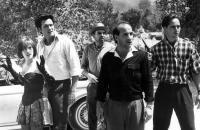 TROUBLE BOUND, Patricia Arquette, Michael Madsen, Billy Bob Thornton, Paul Ben-Victor, Rustam Branaman, 1993, TM & Copyright (c) 20th Century Fox Film Corp.