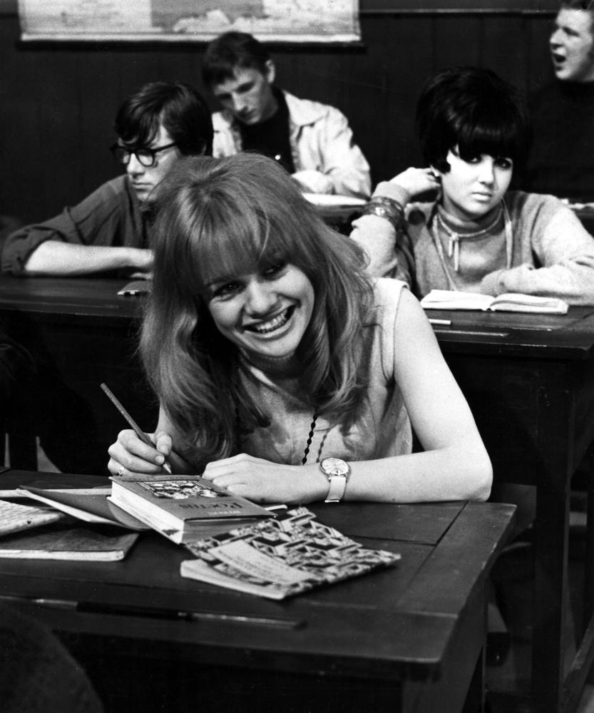 TO SIR WITH LOVE, Judy Geeson, Lulu, 1967