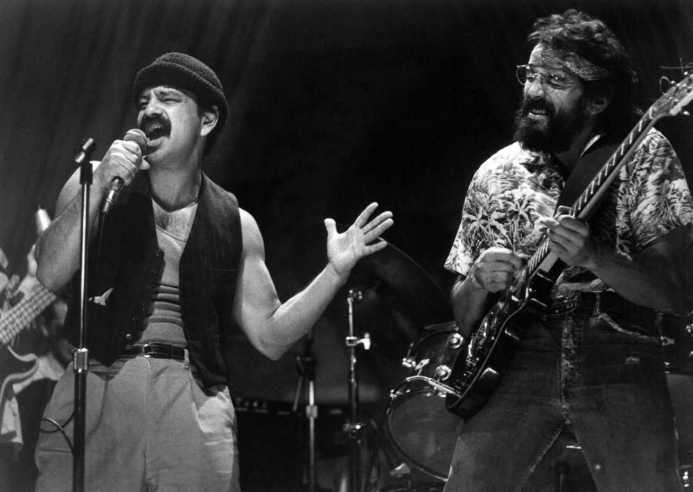 THINGS ARE TOUGH ALL OVER, Cheech Marin, Tommy Chong, 1982, (c) Columbia