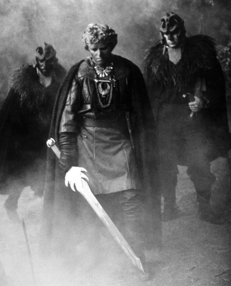 THE SWORD AND THE SORCERER, Richard Lynch, 1982, (c) Group 1 Films