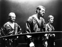 SUPERMAN II, Terence Stamp, Jack O'Halloran, Sarah Douglas, 1980, © WB