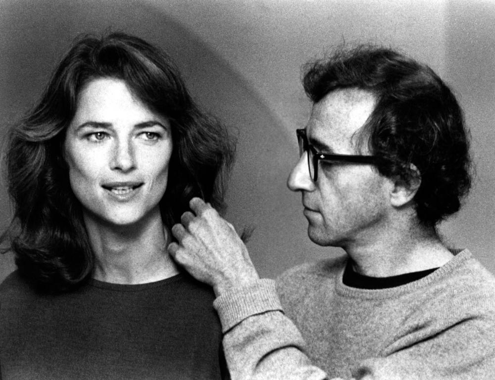 STARDUST MEMORIES, Charlotte Rampling, Woody Allen, 1980, (c) United Artists