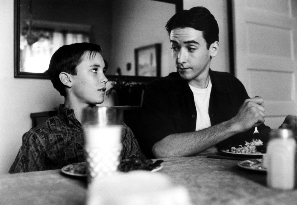STAND BY ME, Wil Wheaton, John Cusack, 1986.