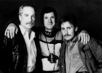 STAKEOUT, Richard Dreyfuss, director John Badham, Emilio Estevez, 1987, ©Buena Vista Pictures /