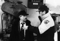 STAKEOUT, Richard Dreyfuss, director John Badham, 1987, ©Buena Vista Pictures /