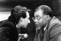 SOUL MAN, Arye Gross, James Earl Jones, 1986, ©New World Pictures