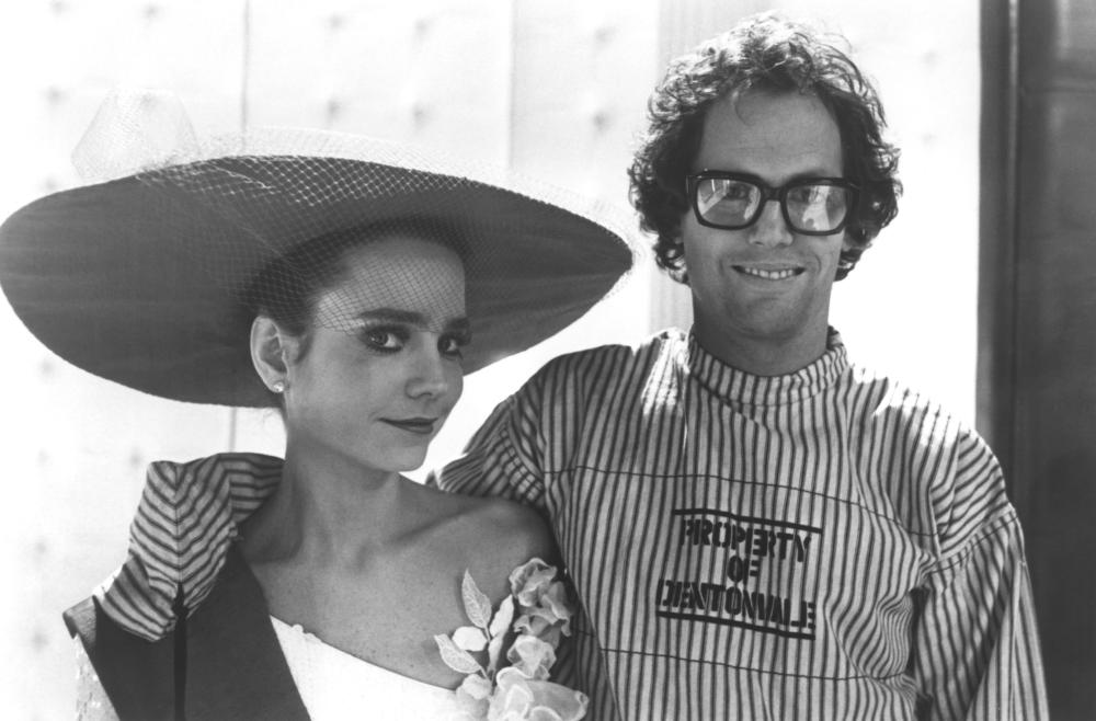 SHOCK TREATMENT, Jessica Harper, Cliff de Young, 1981, TM and Copyright (c) 20th Century-Fox Film Corp. All Rights Reserved